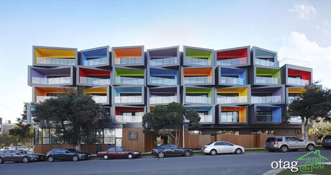 نمای-آپارتمان -مدرن (6)