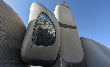 عکس هایی بسیار زیبا از نمای ساختمان مدرن تجاری در جهان