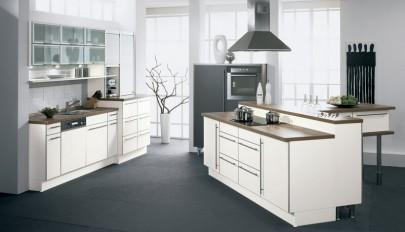 نمونه های زیبا از مدل های کابینت سفید در دکوراسیون آشپزخانه