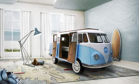 30 عکس از وسایل تزیینی اتاق کودک با طراحی بسیار جالب