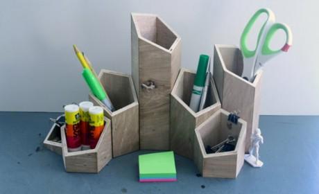 30 مدل عکس از وسایل روی میز کار و تحریر مناسب فضاهای کوچک