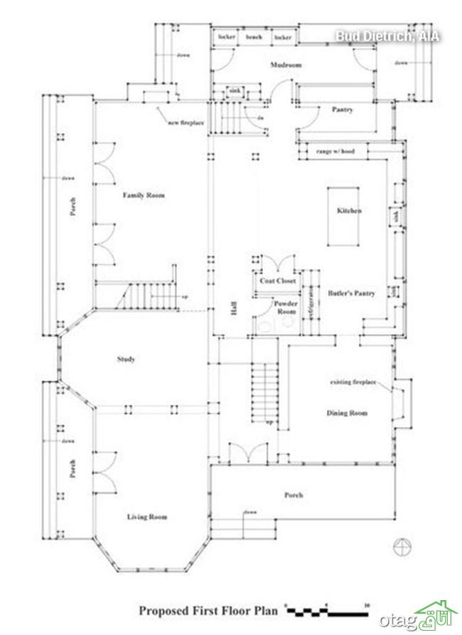 پلان-معماری-مسکونی (1)