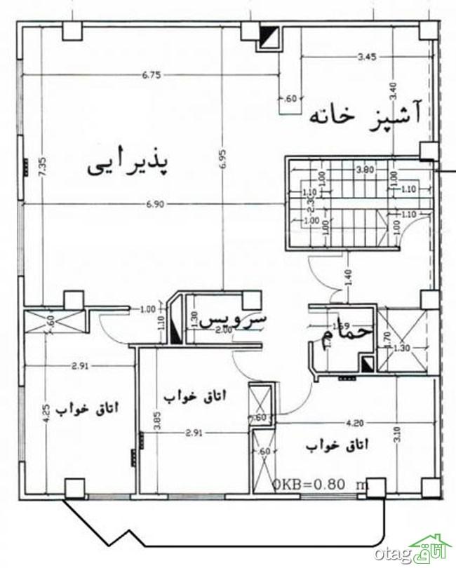 پلان-معماری-مسکونی (13)