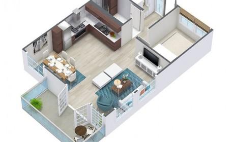 آموزش نحوه خواندن پلان معماری مسکونی به شیوه ای ساده