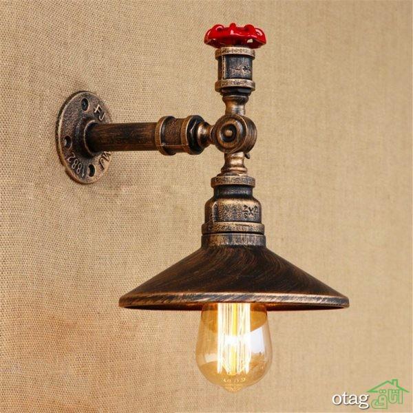 چراغ-دیواری-پذیرایی (7)