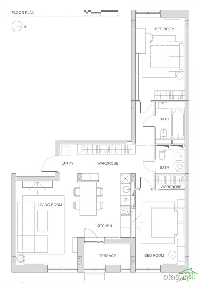 چیدمان-منزل-ال (9)