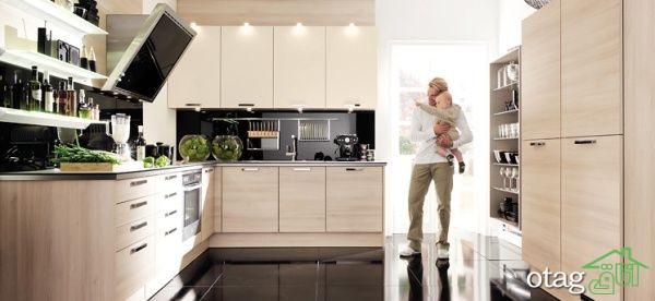کابینت آشپزخانه مدرن جدید (12)