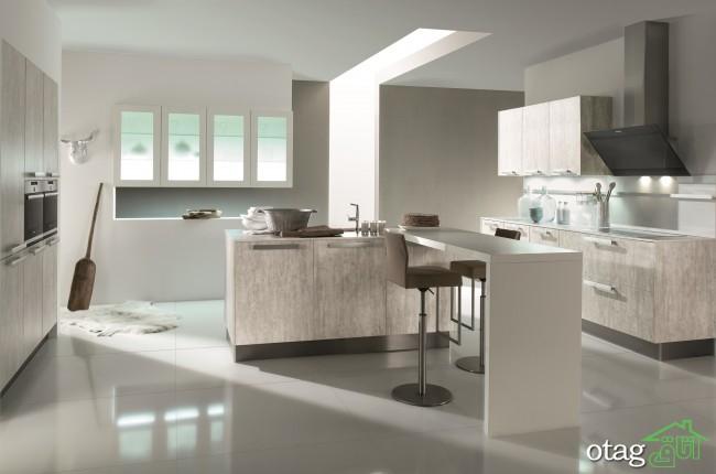 کابینت آشپزخانه مدرن جدید (15)