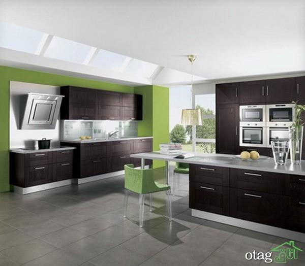 کابینت آشپزخانه مدرن جدید (16)