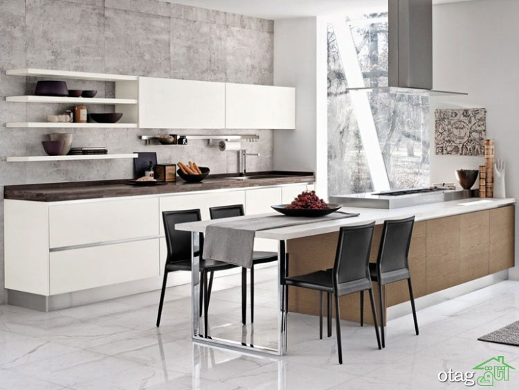 کابینت آشپزخانه مدرن جدید (17)