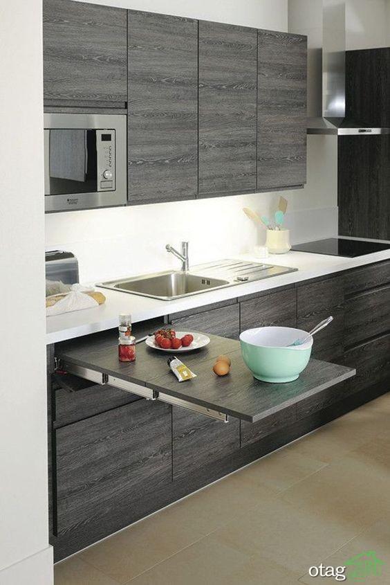 کابینت آشپزخانه مدرن جدید (18)