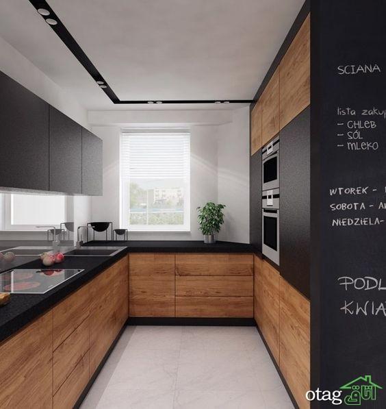 کابینت آشپزخانه مدرن جدید (19)
