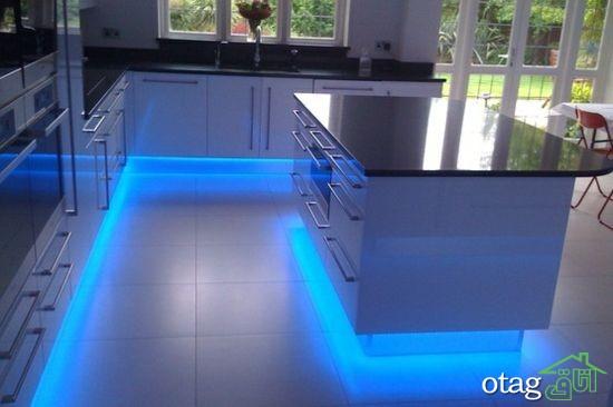 کابینت آشپزخانه مدرن جدید (2)