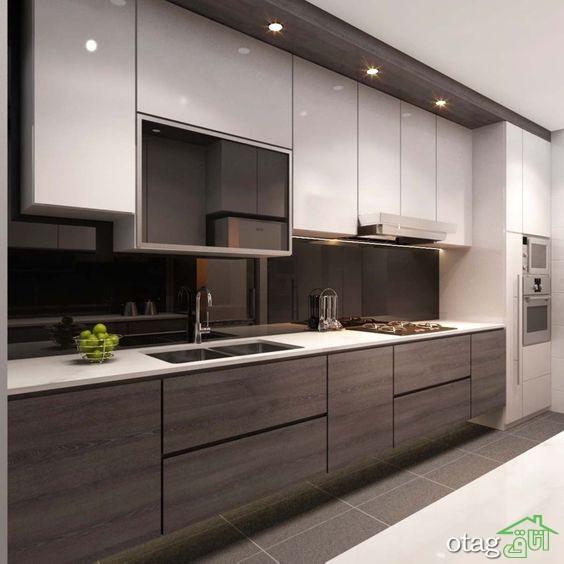 کابینت آشپزخانه مدرن جدید (20)