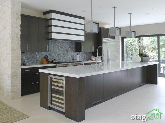 کابینت آشپزخانه مدرن جدید (23)