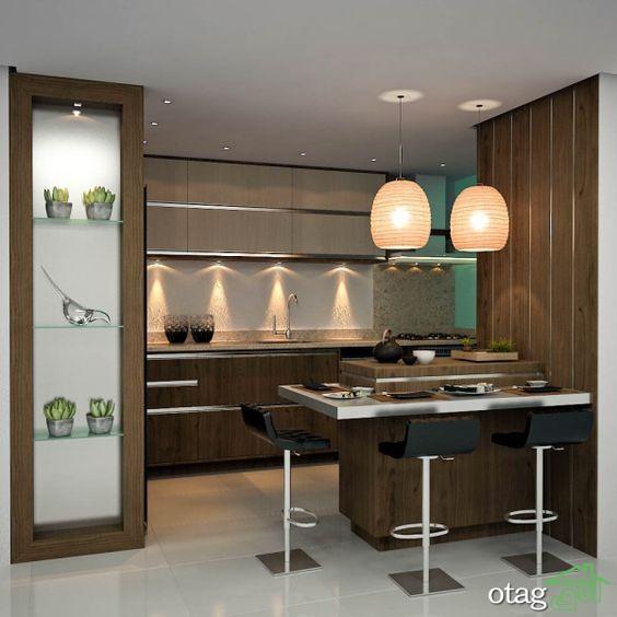 کابینت آشپزخانه مدرن جدید (24)