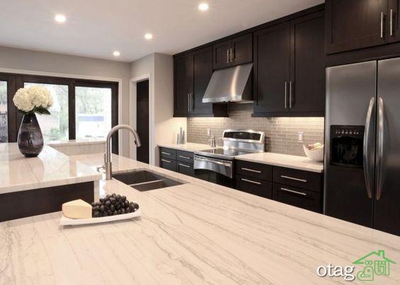 کابینت آشپزخانه مدرن جدید (25)