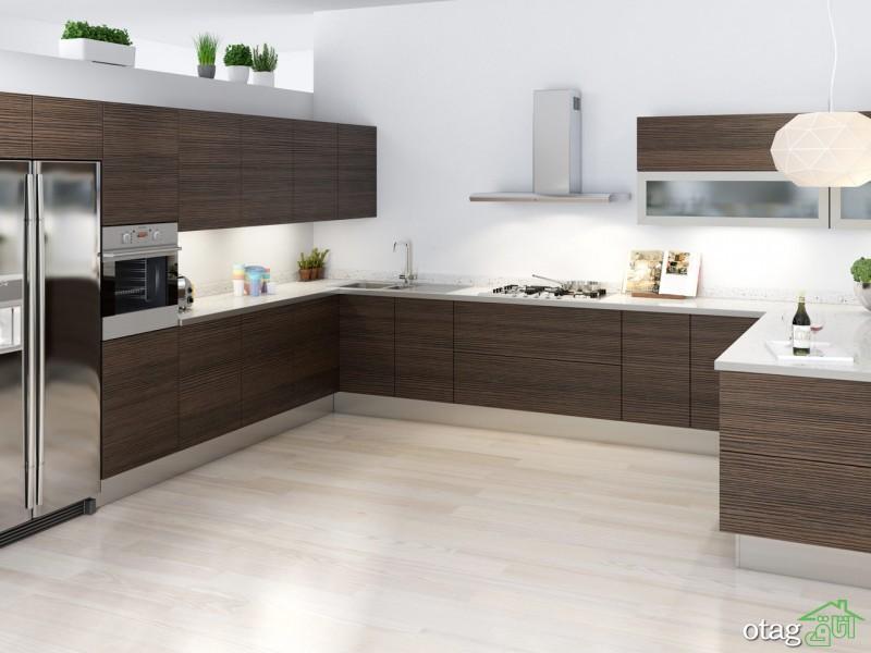 کابینت آشپزخانه مدرن جدید (26)
