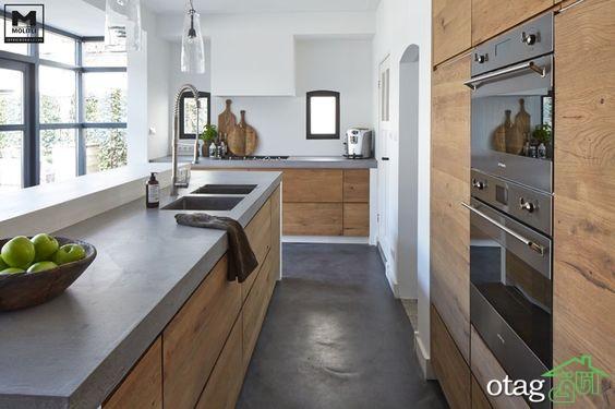 کابینت آشپزخانه مدرن جدید (3)