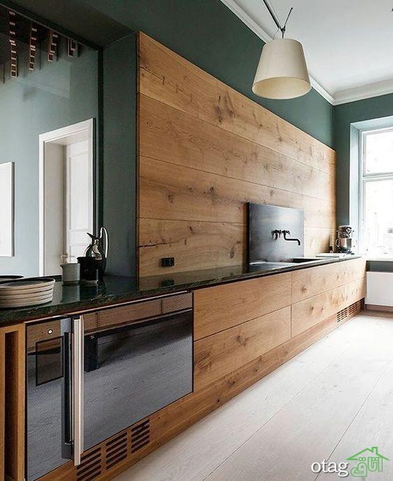 کابینت آشپزخانه مدرن جدید (4)