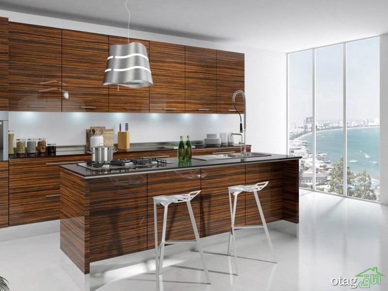 کابینت آشپزخانه مدرن جدید (5)
