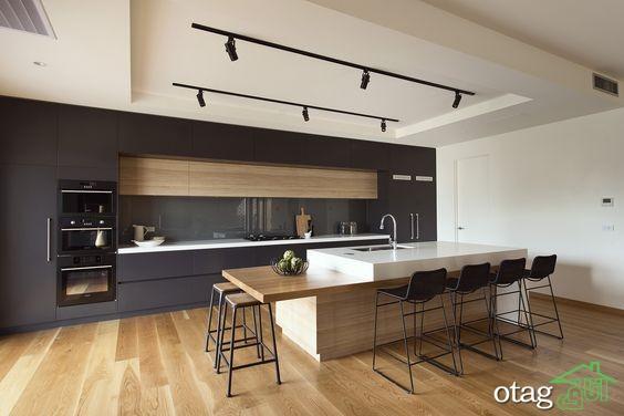 کابینت آشپزخانه مدرن جدید (6)