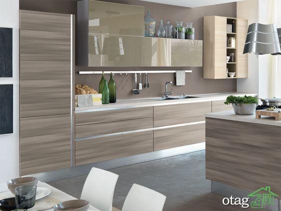 کابینت آشپزخانه مدرن جدید (7)