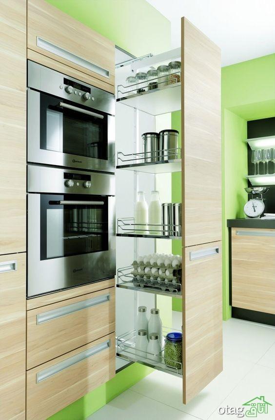 کابینت آشپزخانه مدرن جدید (9)
