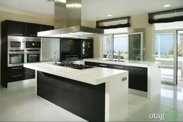 کابینت آشپزخانه mdf مدرن (10)