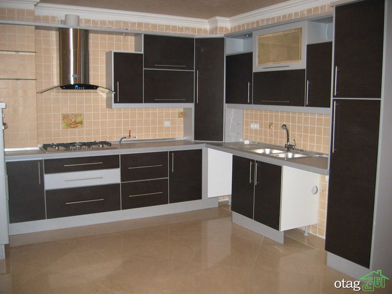 کابینت آشپزخانه mdf مدرن (12)