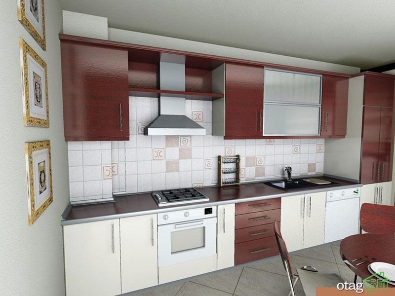 کابینت آشپزخانه mdf مدرن (3)