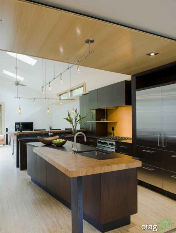 کابینت آشپزخانه mdf مدرن (9)