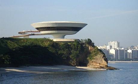 معرفی زیباترین کارهای اسکار نیمایر معمار مشهور برزیلی