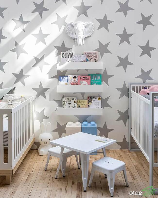 کاغذ-دیواری-اتاق-نوزاد (1)