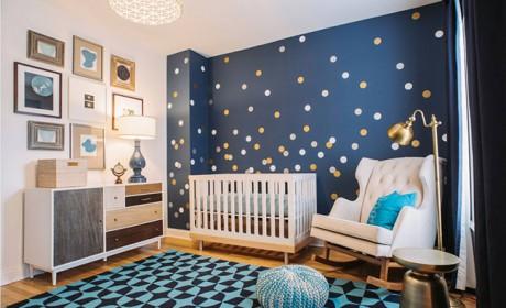 کاغذ دیواری اتاق نوزاد فانتزی در بیش از 20 طرح شاد و جذاب