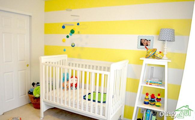 کاغذ-دیواری-اتاق-نوزاد (12)