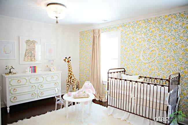 کاغذ-دیواری-اتاق-نوزاد (16)