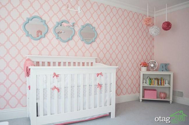کاغذ-دیواری-اتاق-نوزاد (4)