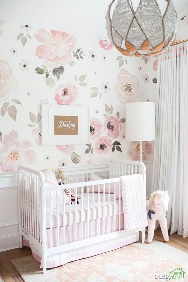 کاغذ-دیواری-اتاق-نوزاد (5)