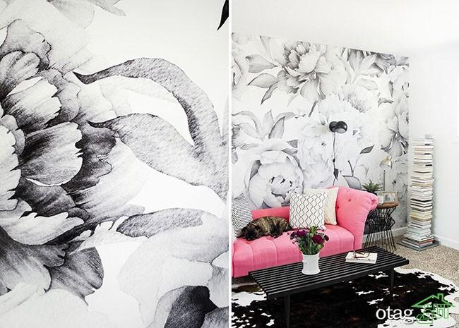 کاغذ-دیواری-سفید-و-مشکی (10)