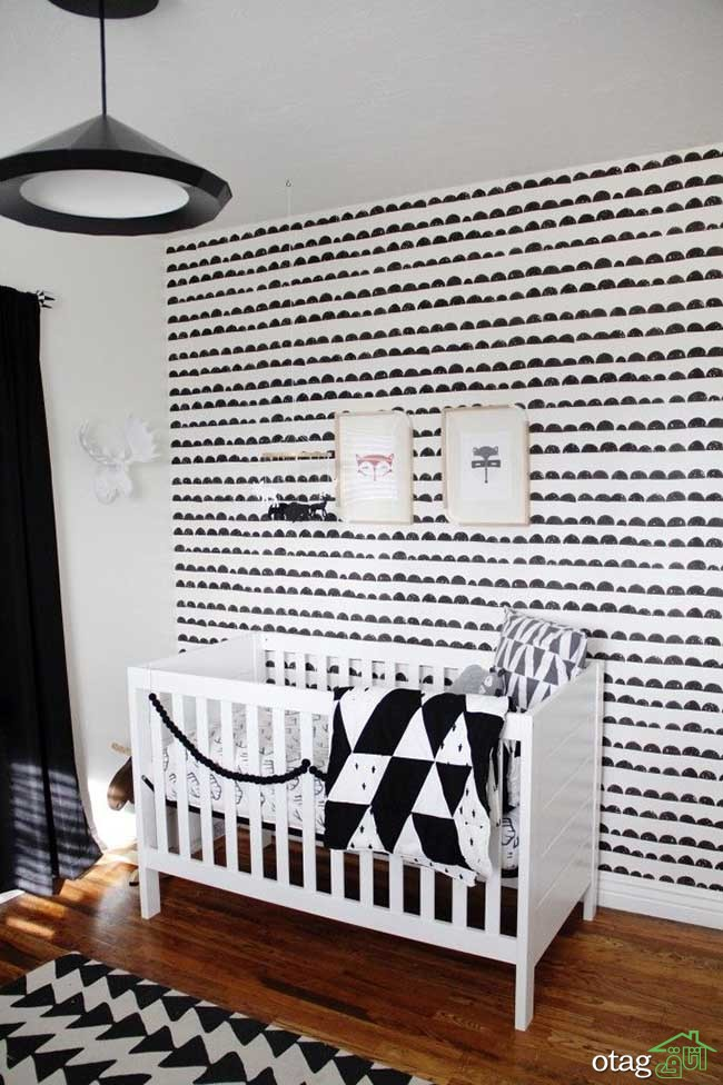 کاغذ-دیواری-سفید-و-مشکی (18)