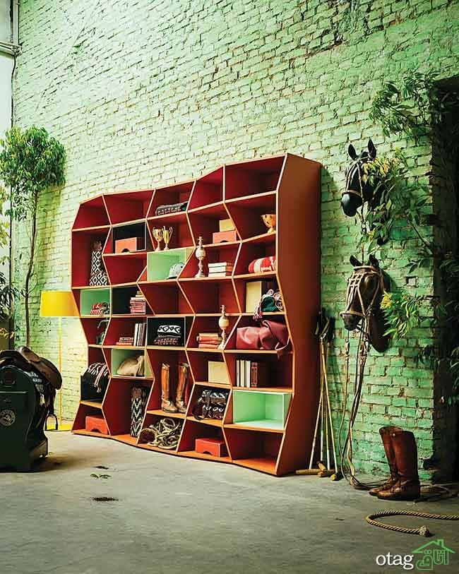 کتابخانه-خلاقانه-و-شیک (10)