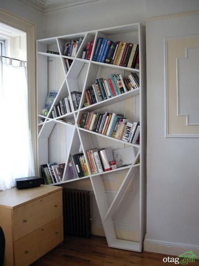 کتابخانه-چوبی-ساده (12)