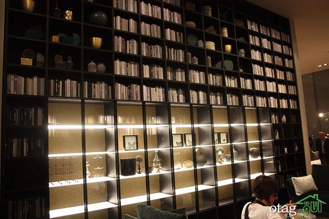 کتابخانه-چوبی-ساده (19)