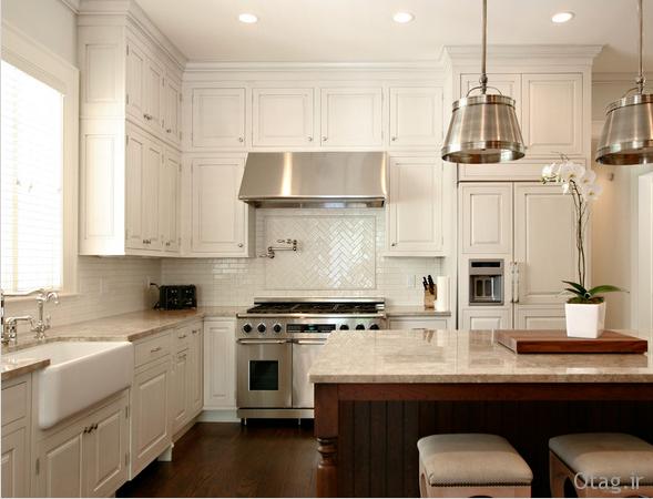 مدل های زیبا از انواع کابینت آشپزخانه مدرن و کلاسیک