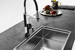 راهنمای خرید انواع مدل سینک ظرفشویی آشپزخانه / عکس / ابعاد
