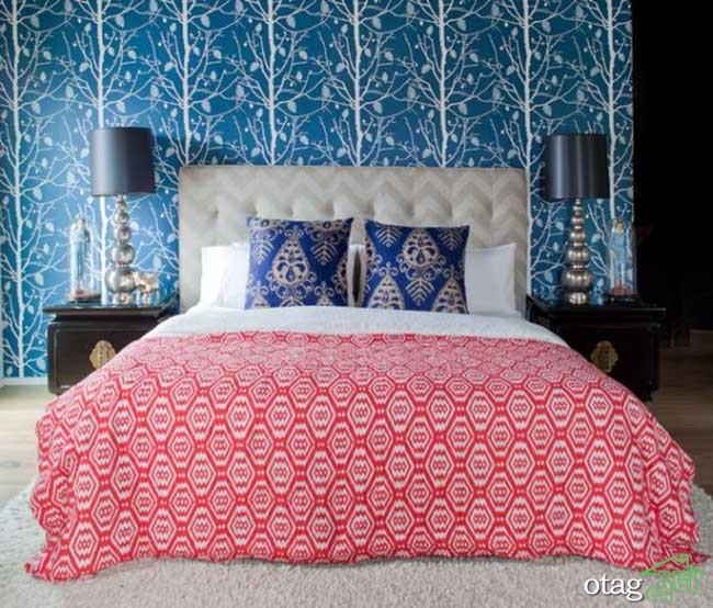 طرح-کاغذ-دیواری-اتاق-خواب (1)