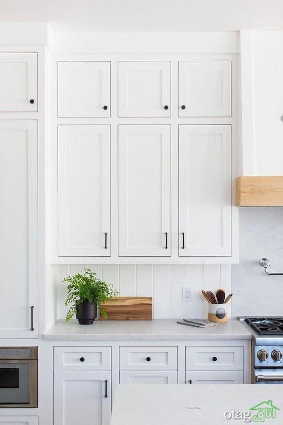 بررسی انواع کابینت آشپزخانه و شیک ترین کابینت های سفید