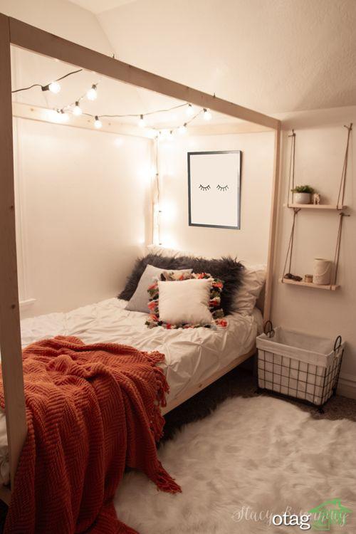 دکوراسیون اتاق نوجوان و چیدمان اتاق کوچک