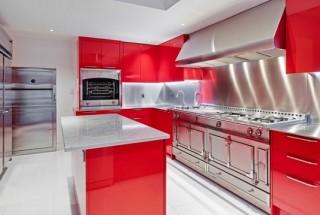 جدیدترین مدل های دکوراسیون آشپزخانه مدرن در سال 2015